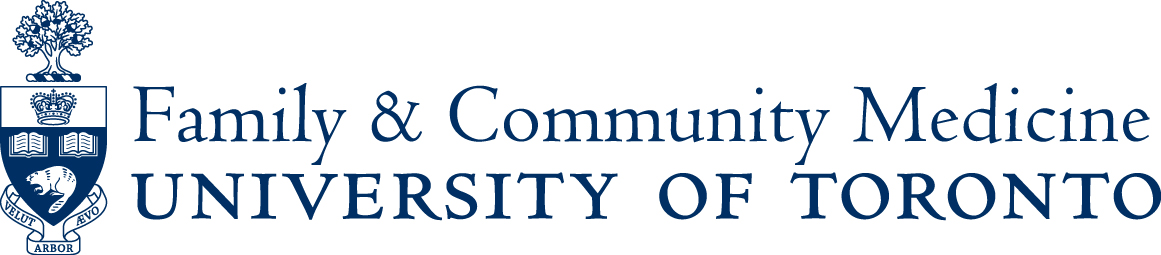 University of Toronto, Family and Community Medicine